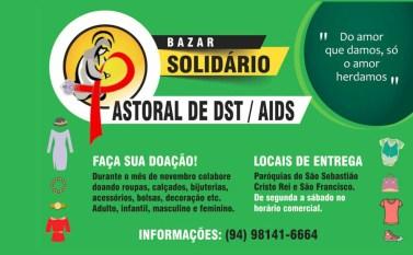 Pastoral de DST e AIDS