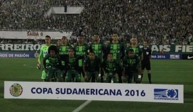 Agora é oficial. Chapecoense é declarada Campeã Sul-Americana 2016