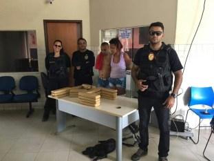 Operação Caldeirão: Polícia Civil apreende 75 kg de haxixe em Marabá e Parauapebas