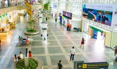 Aeroporto Val-de-Cans (Belém) inaugura, no domingo (10), novo voo da Azul para Fort Lauderdale (USA)