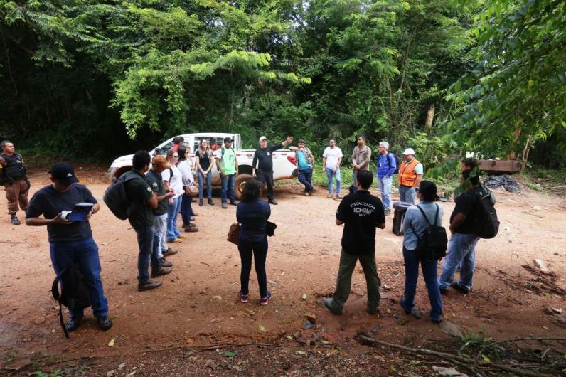 Comitê Bacia do Itacaiunas 19