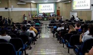 Apae Marabá presta contas de emendas destinadas por vereadores
