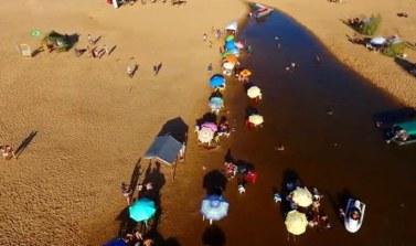 Criança de 5 anos morre afogada em praia de Breu Branco