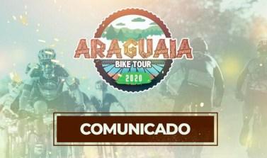 Araguaia Bike Tour 2020 é suspenso em razão da pandemia do Coronavírus