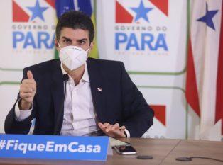 """Governo do Pará divulga contas com março e abril mais """"ricos"""" que ano passado"""