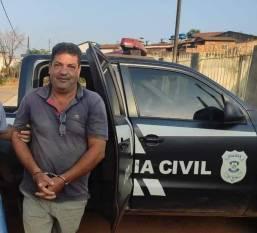 Novo Repartimento: Pastor é preso acusado de abusar sexualmente de crianças