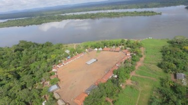 Ourilândia do Norte: Operação Covid-19 realiza mutirão de atendimento na Aldeia Kayapó