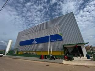 Paragominas: Município ganha Centro de Iniciação ao Esporte