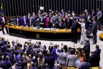 Arthur Lira é eleito novo presidente da Câmara dos Deputados