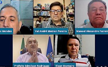 Edmilson Rodrigues lista realizações após 100 dias de governo em Belém