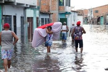 Cheias deste ano deram prejuízo de pelo menos R$ 1,1 milhão a Marabá