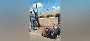 Marabá: Motoqueiro morre em acidente na ponte sobre o Rio Tocantins