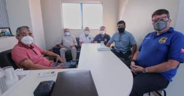 Redenção: Município discute instalação de Núcleo do CPC Renato Chaves