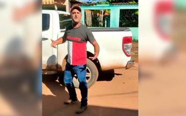 Vereador de Jacundá comete infração grave no trânsito e briga ao ser multado