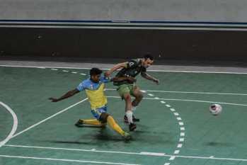 Parauapebas e Acap vencem pela segunda rodada da 1ª Copa Carajás de Futsal