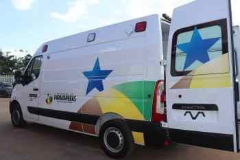 Parauapebas: Município reforça frota de ambulâncias com mais cinco veículos