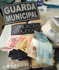 Marabá: Traficante é preso com quase cinco kg de drogas em van que vinha para Parauapebas
