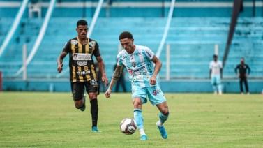 Paysandu fica no empate sem gols diante do Volta Redonda na Curuzu e segue fora do G4 da Série C