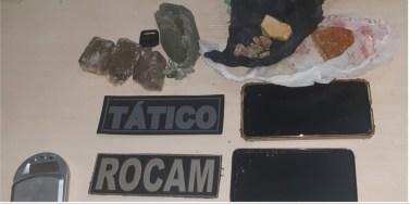 Parauapebas: CPR II intensifica ações de combate ao tráfico de drogas e outros crimes