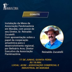 PanAmazônia instala mesa redonda em Marabá; ACIM será anfitriã