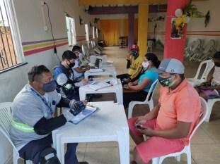 São Félix do Xingu: Equatorial realiza ação de negociação de débitos na Vila Taboca