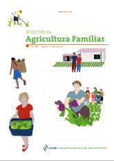 Conab lança boletim com informações sobre a agricultura familiar