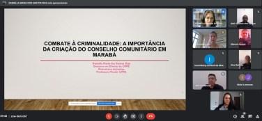 Marabá: Promotoria debate novo Projeto de Lei sobre Conselho de Segurança Municipal