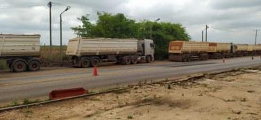 Marabá: PRF apreende 259 toneladas de cargas ilegais de manganês