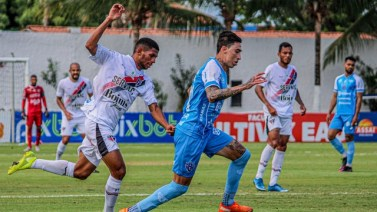 Paysandu perde de goleada para o Ferroviário no Ceará, mas segue na vice-liderança