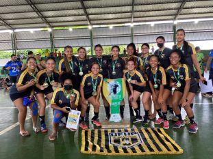 A UFHP conquista o título da tradicional Taça Cidade de Marabá de Handebol