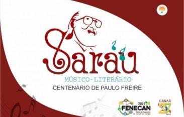Canaã: Sarau Literário, Festival Cultural e Feira de Artesanato na programação da Fenecan