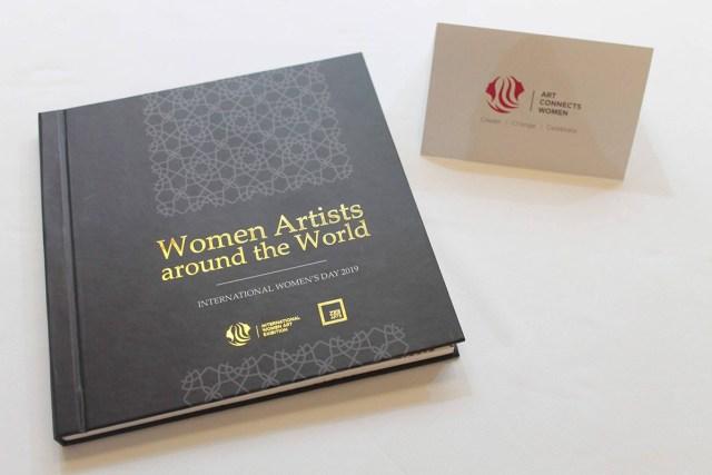 International Women Art Exhibition 2019: Balance for Better