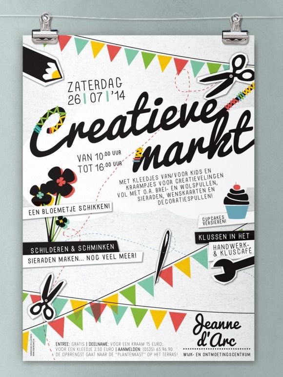 Poster-CreatieveMarkt_Zeebonk