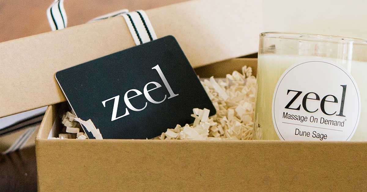 Massage Gift Certificates For Every Holiday Zeel Gift Cards