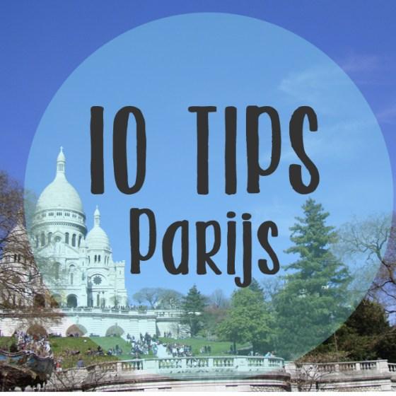 10 tips Parijs