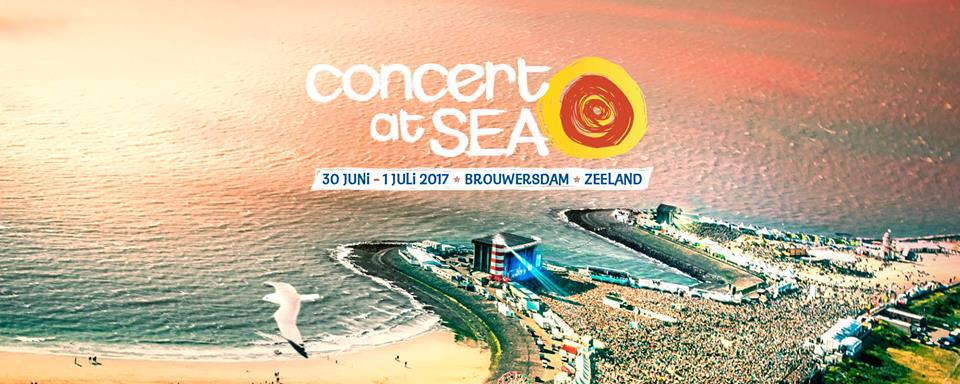 Concert at SEA - Line Up 2017