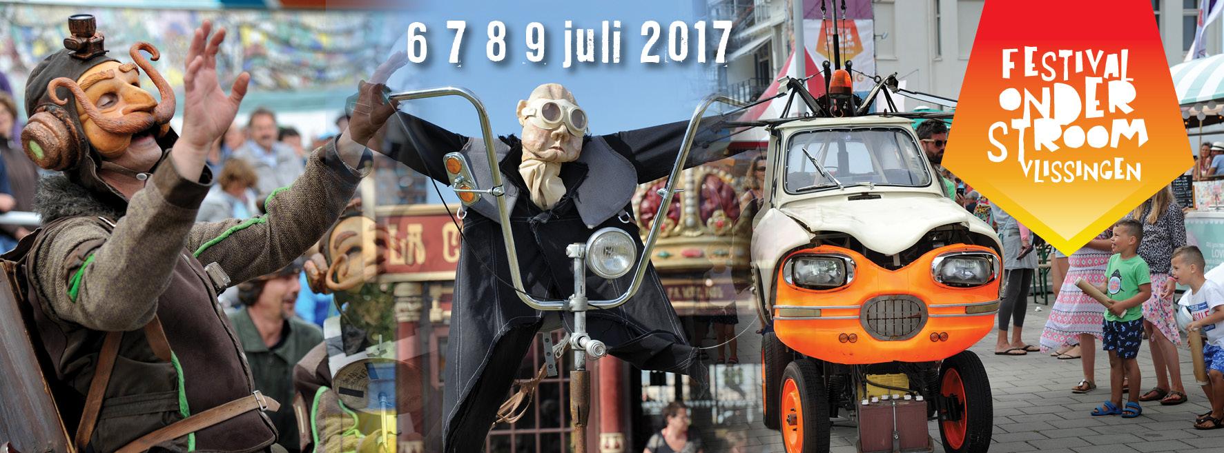 Festival Onderstroom Zeeland Theater Vlissingen