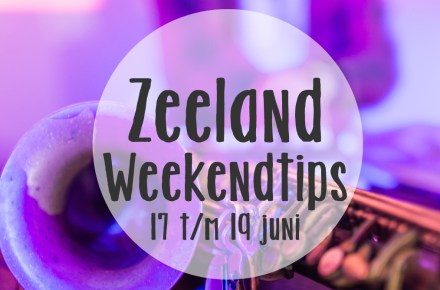 Zeeland weekendtips voor 17, 18 en 19 juni - Smaak aan Zee, Colours by the Sea en Jazz!