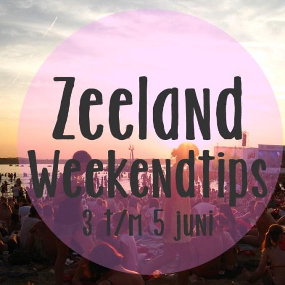 Weekendtips Zeeland - Ga dit weekend naar 1 van de vele festivals in Zeeland!