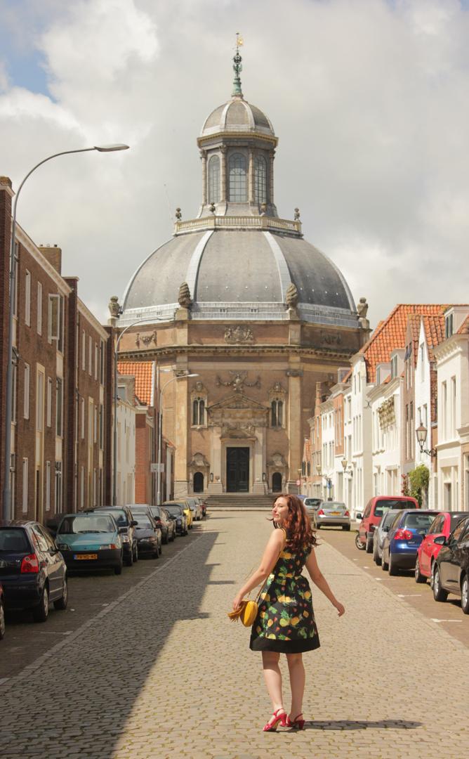Oostkerk Middelburg Bezienswaardigheid Bezoeken Toegangsprijs Koepelkerk Beklimmen