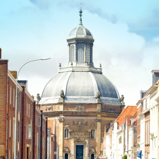 Oostkerk Middelburg Bezienswaardigheid Monument Barok Openingstijden Toegang Informatie