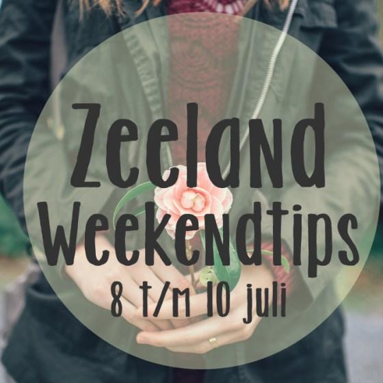 Weekendtips Zeeland 8, 9 en 10 juli - Festival Onderstroom, STRUCTURA Outdoor, GO JAZZ, Nachtmarkt Middelburg, Beachvolleybal en Zeeuws Rozenfestival