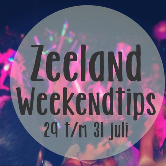 Weekendtips Zeeland 29, 30 en 31 juli - Kermis in Renesse, Nachtmarkt en Mosselfeesten in Middelburg, WeitjeRock festival in Ijzendijke en de Dancetour in Goes