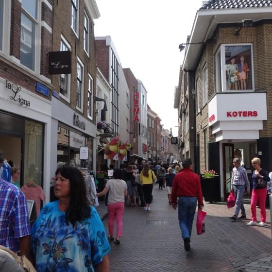 Goes: dé winkelstad van Zeeland