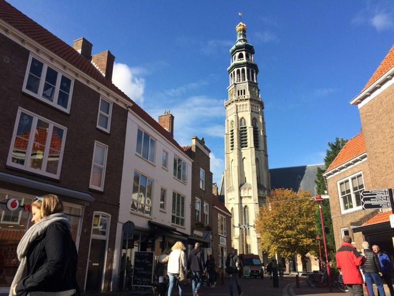 Lange Jan Middelburg Informatie Bezienswaardigheden