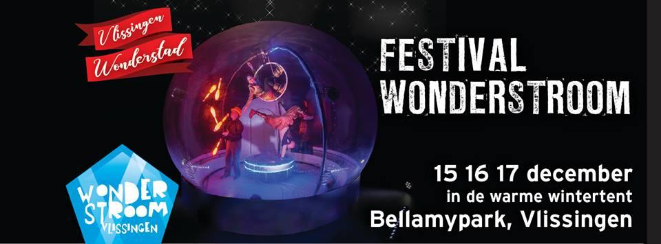 Wonderstroom: hét winterfestival van Zeeland