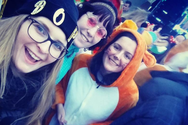 Zeeuws carnaval Jolien