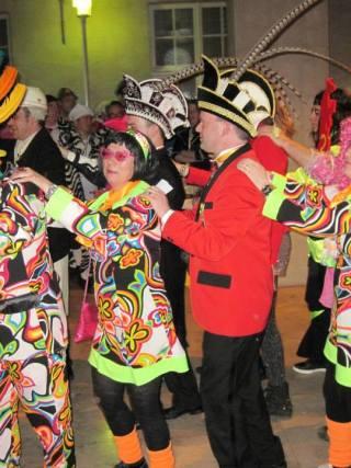 Polonaise Kleppies Carnaval Zeeland