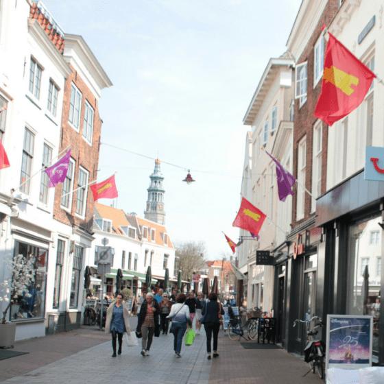 Winkelen in Middelburg Winkels