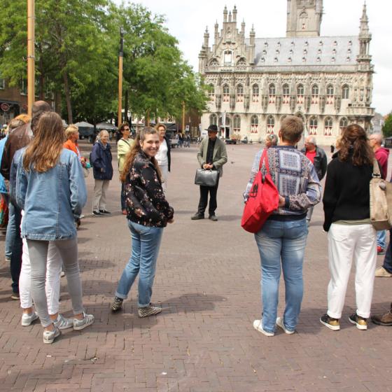 Stadswandeling Middelburg Stadsavonturen Storytrail